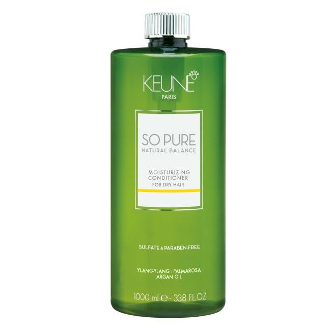 Keune So Pure Natural Balance New SP Moisturizing Shampoo - Шампунь увлажняющий 1000 мл