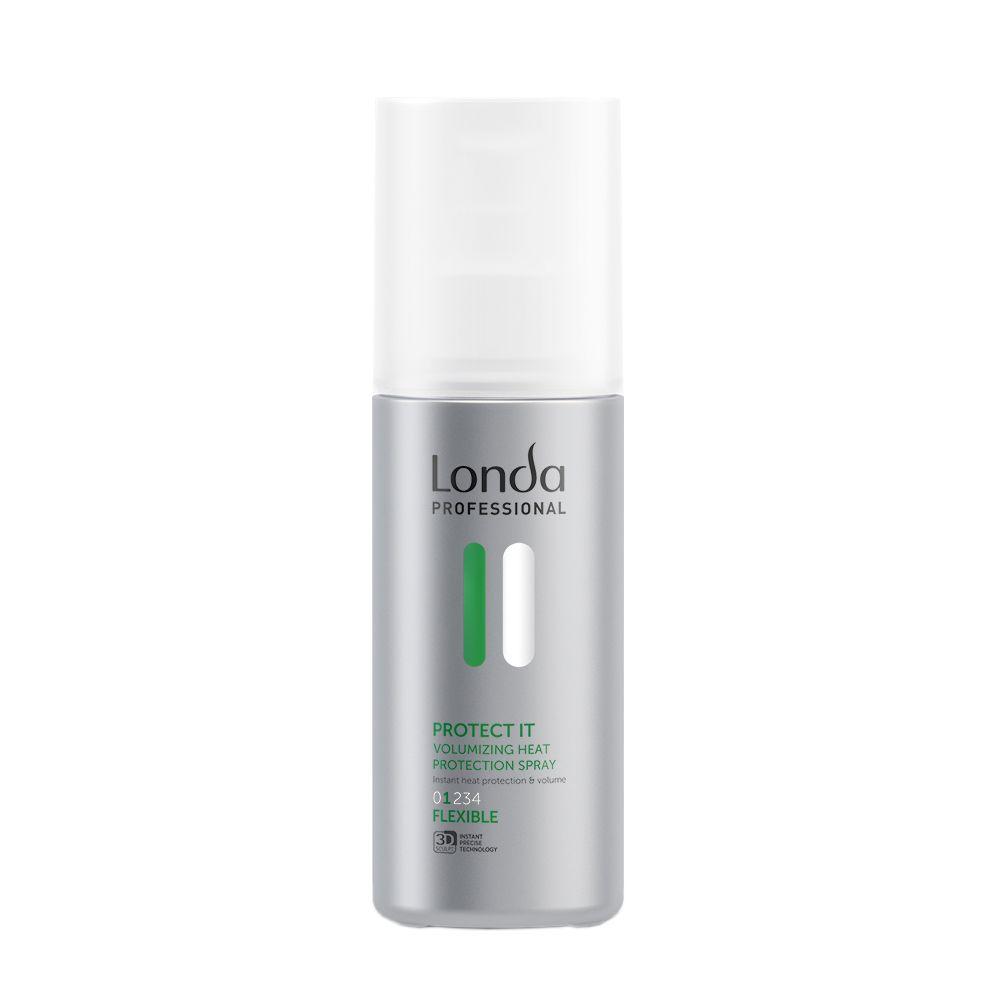 Londa Protect It Теплозащитный лосьон для придания объема нормальной фиксации 150 мл