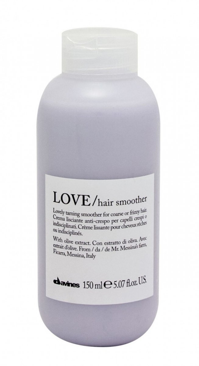 Davines Essential Haircare New Love Lovely Hair Smoother - Крем для разглаживания завитка 150 мл