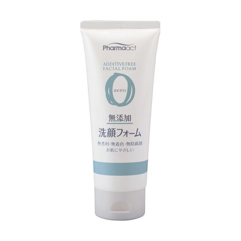 Kumano Cosmetics Pharmaact - Средство для умывания для чувств кожи 130 мл kumano cosmetics пенка д умыв против черных точек pharmaact 130 гр kumano cosmetics косметика для умывания