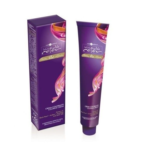 Hair Company Professional Inimitable Color Coloring Cream - Крем-краска 4.13 Ледяной мокко 100 мл