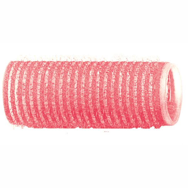 Фото - Dewal - Бигуди-липучки розовые, 24 мм 12 шт мягкие бигуди di valore 301 244