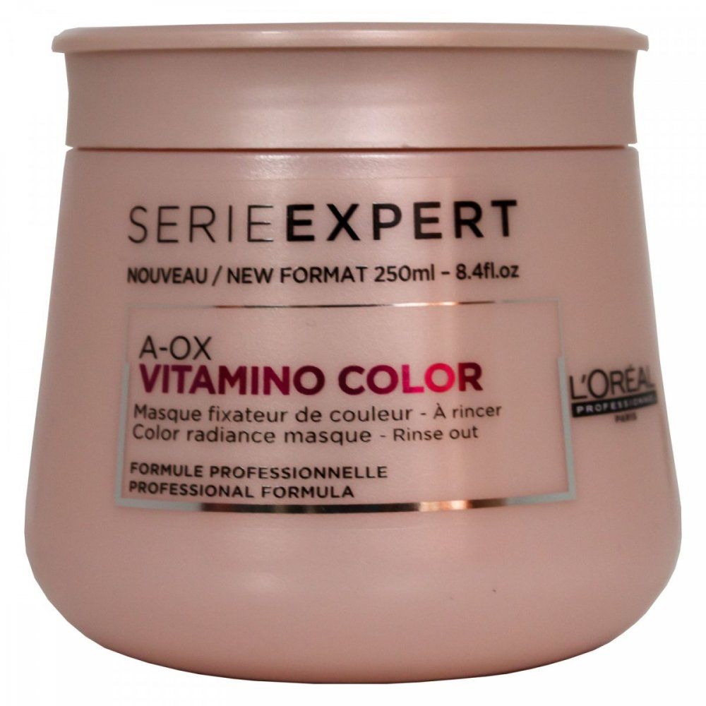 L'Oreal Professionnel Expert Vitamino Color AOX Masque - Маска-желе фиксатор цвета 250 мл