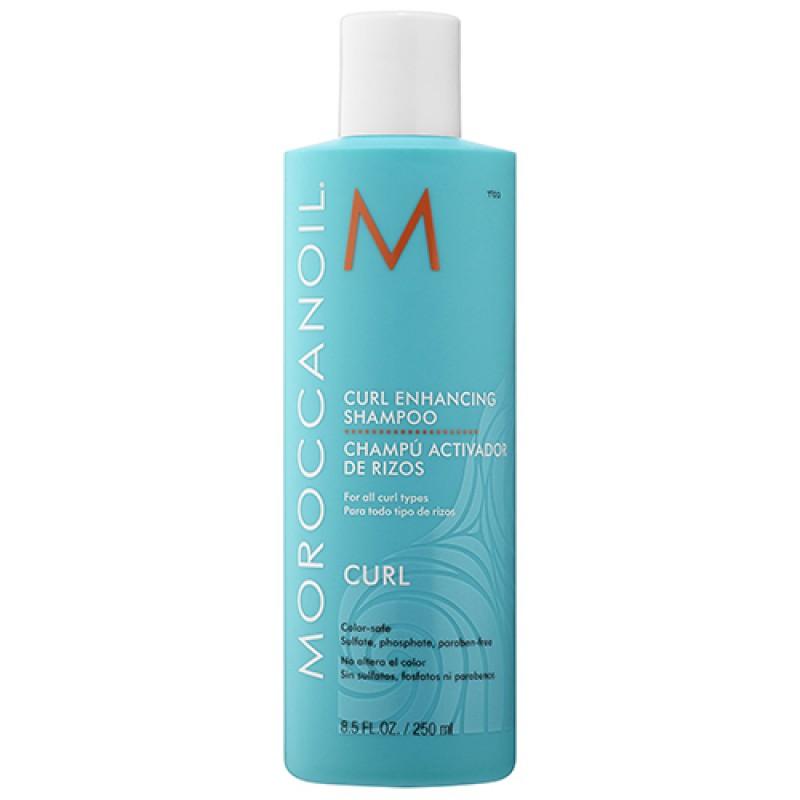 Moroccanoil Curl Enhancing Shampoo - Шампунь для вьющихся волос 1000 мл moroccanoil curl enhancing conditioner кондиционер для вьющихся волос 1000 мл