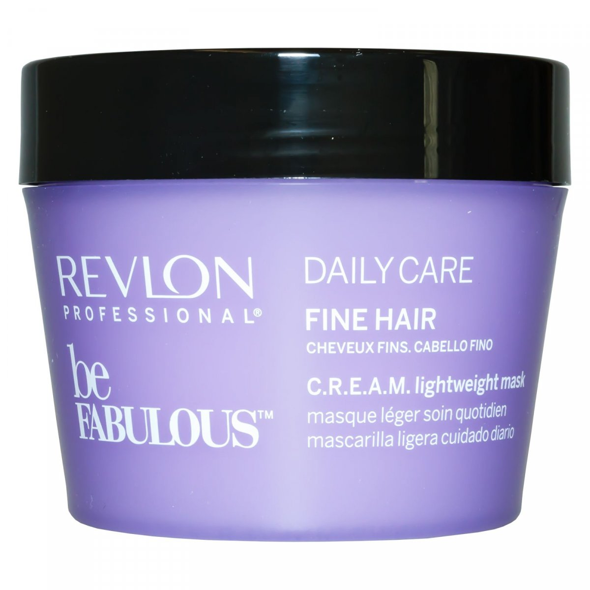 Revlon Professional Be Fabulous C.R.E.A.M. Mask For Fine Hair - Маска для тонких волос 200 мл