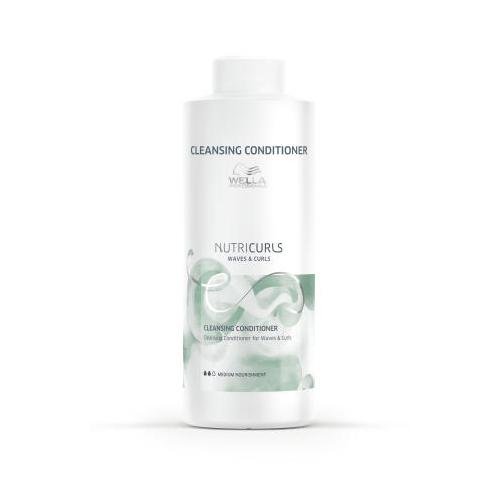 Фото - Wella Professionals Nutricurls - Бальзам, облегчающий расчесывание кудрявых и вьющихся волос 1000 мл wella nutricurls micellar shampoo for curls мицеллярный шампунь для кудрявых волос 1000 мл