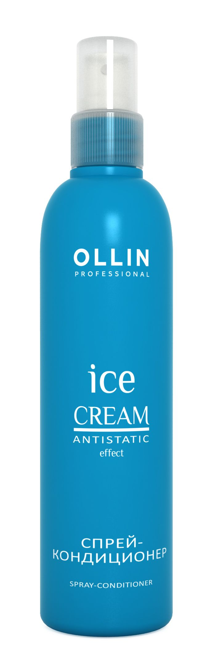 Ollin Professional Ice Cream Spray Conditioner – Спрей-кондиционер 250 мл