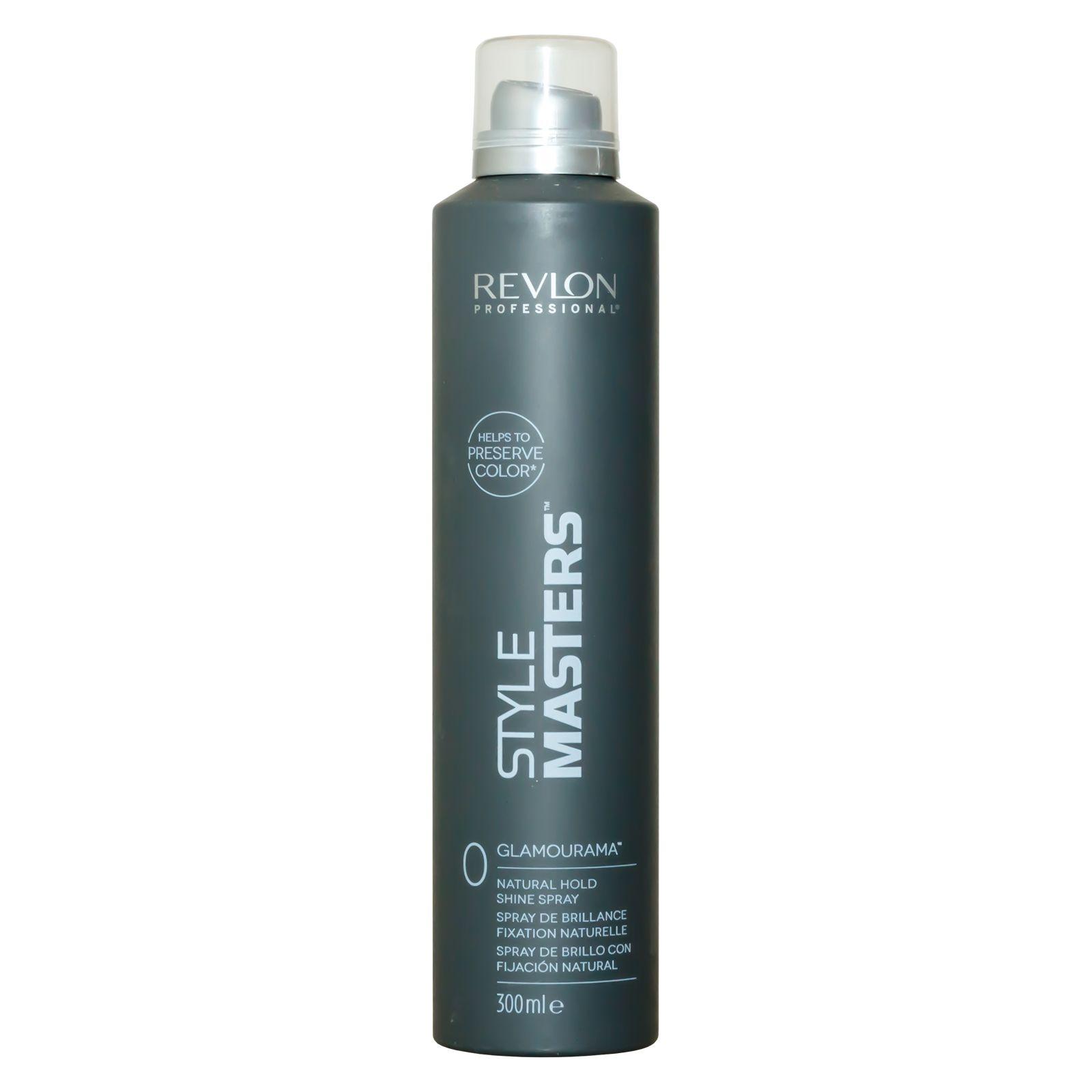 Revlon Professional SM Shine Spray Glamourama - Спрей для блеска 300 мл revlon professional спрей естественная фиксация и ультраблеск 300 мл revlon professional средства для укладки