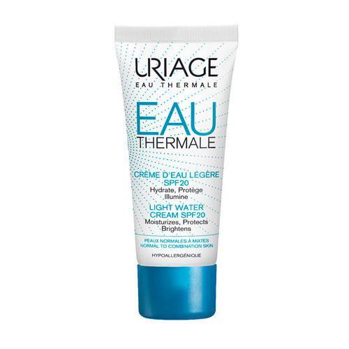 Uriage Eau Thermale - Легкий увлажняющий крем SPF 20 40 мл