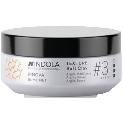 Indola Innova Texture Soft Clay - Клей для волос 85 мл