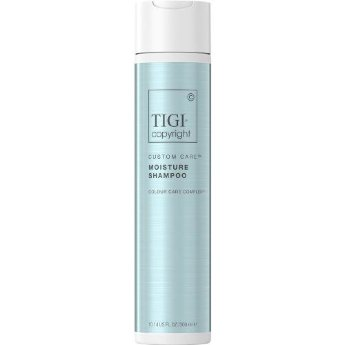 TIGI Copyright Custom Care Moisture Shampoo - Увлажняющий шампунь 300 мл