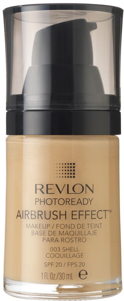 Revlon Photoready Airbrush Effect Makeup Shell - Тональный крем