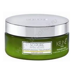 Keune So Pure Natural Balance New SP Moisturizing Treatment  - Маска увлажняющая 200 мл