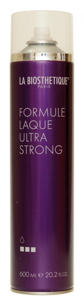 La Biosthetique Formule Laque Ultra Strong - Аэрозольный лак экстрасильной фиксации 600 мл недорого