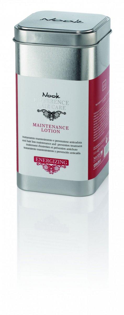 Nook Energizing Mantainance Lotion - Поддерживающий лосьон против выпадения волос ph 5,2 125 мл nook лосьон mantainance lotion поддерживающий против выпадения волос energizing 125 мл
