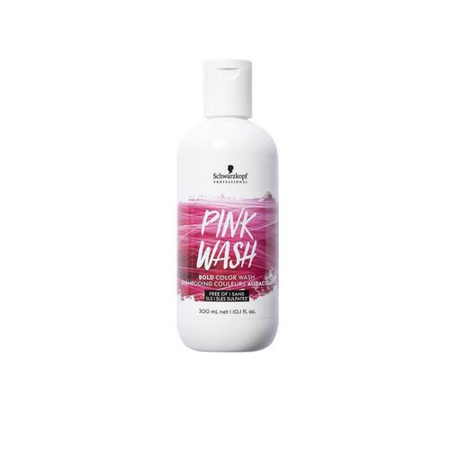 Schwarzkopf Professional ColorWash - Тонер для волос розовый 300 мл