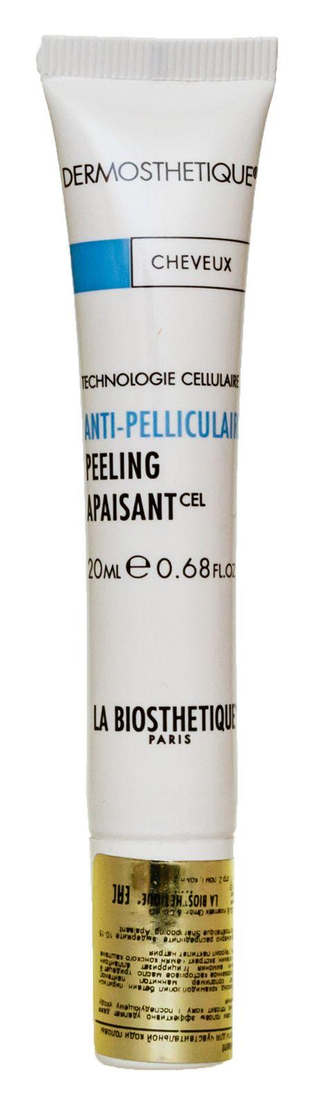 La Biosthetique Peeling Apaisant - Пилинг против перхоти 20 мл недорого