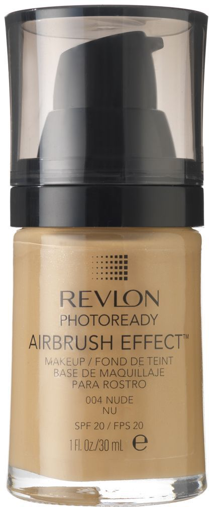 Revlon Photoready Airbrush Effect Makeup Nude - Тональный крем