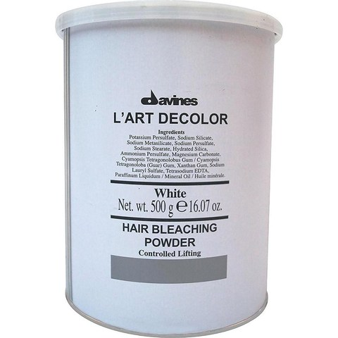 Davines L'Art Decolor Bleaching Powder - Осветляющая пудра 500 гр Davines (Италия) купить по цене 3 299 руб.