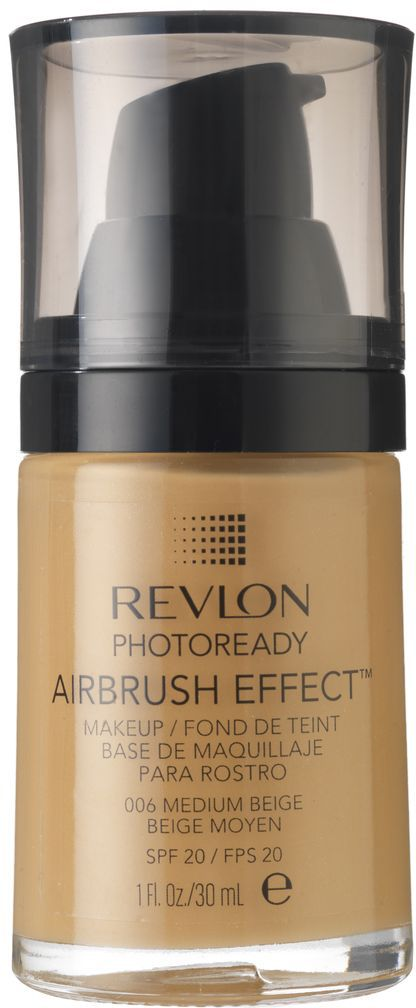 Revlon Photoready Airbrush Effect Makeup Medium Beige - Тональный крем