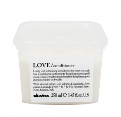 Davines Essential Haircare Love Lovely curl enhancing conditioner - Кондиционер, усиливающий завиток 250 мл