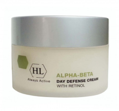 Holy Land Alpha-Beta  and  Retinol Day Defense Cream Spf 30 - Дневной защитный крем 50 мл