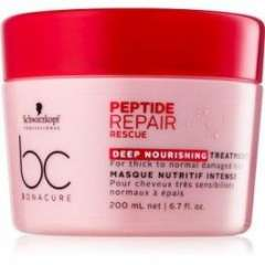 Schwarzkopf Professional BC Bonacure Repair Rescue Treatment Biomimetic - Маска Спасительное восстановление 200 мл