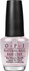 OPI Natural Nail Base Coat - Покрытие базовое c кератин-аминокислотами 15 мл