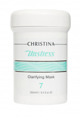 Christina Unstress Clarifying Mask - Очищающая маска 250 мл