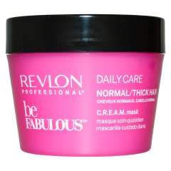 Revlon Professional Be Fabulous C.R.E.A.M. Mask For Normal Thick Hair - Маска для нормальных/густых волос 200 мл