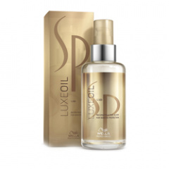 Wella SP Luxe Oil New Reconstructive Elixir - Восстанавливающий эликсир 100 мл Wella System Professional (Германия) купить по цене 1 862 руб.