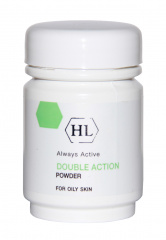 Holy Land Double Action Treatment Powder - Защитная пудра 45 мл