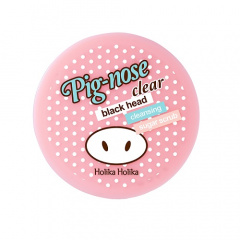 Holika Holika Pignose Clear Black Head Cleansing Sugar Scrub - Скраб для лица, сахарный 30 мл