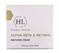 Holy Land Alpha-Beta  and  Retinol Restoring Cream - Восстанавливающий крем 50 мл