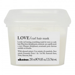 Davines Essential Haircare New Love Curl Hair Mask - Маска для усиления завитка 250 мл Davines (Италия) купить по цене 3 040 руб.