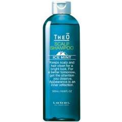 Lebel Theo Scalp Shampoo Ice Mint - Шампунь 320 мл