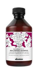 Davines New Natural Tech Replumping Shampoo - Уплотняющий шампунь 250 мл