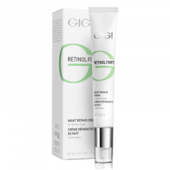 GIGI Retinol Forte Night Cream - Ночной восстанавливающий крем для всех типов кожи 50 мл