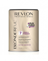 Revlon Professional Blonderful 7 Lightening Powder - Нелетучая осветляющая пудра 750 гр